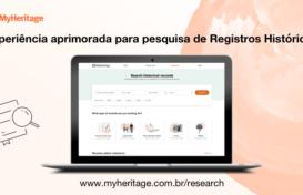 O mecanismo de pesquisa do MyHeritage para registros históricos ficou ainda melhor