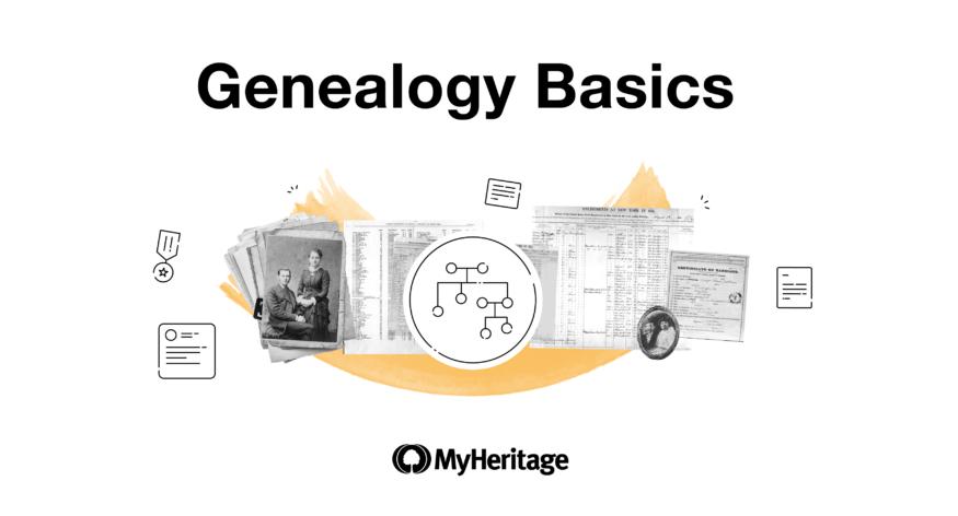 Noções básicas de genealogia Capítulo 3: Descobrindo registros históricos